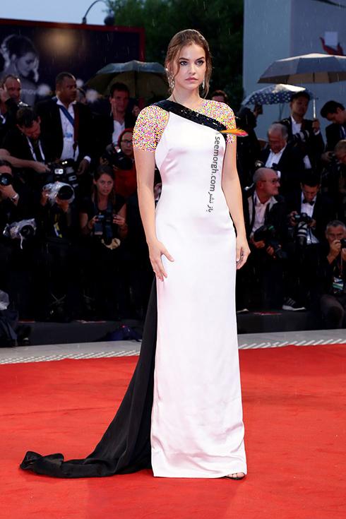 باربارا پالوین Barbara Palvin در جشنواره فیلم ونیز 2018 Venice Film Festival,جشنواره فیلم وینز,جشنواره ونیز,مدل لباس,مدل لباس در جشنواره ونیز,مدل لباس در جشنواره فیلم ونیز