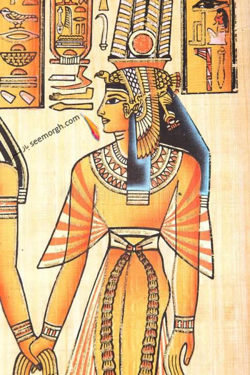 کلئوپاترا,عکس کلئوپاترا,چهره کلئوپاترا,مصر باستان