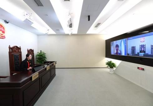 دادگاه آنلاین و اینترنتی در چین