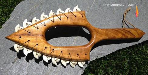 اختراع عجیب و غریب,اختراع قدیمی,چاقو