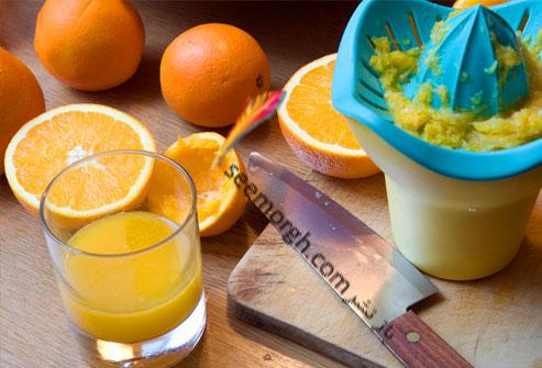 آب پرتقال,پرتقال