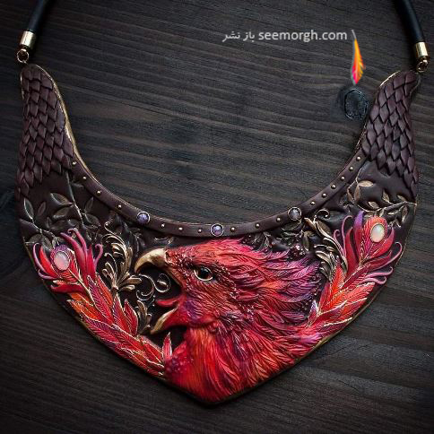 Ellen Rococo,الن روکوکو,جواهرات دست ساز,جواهرات