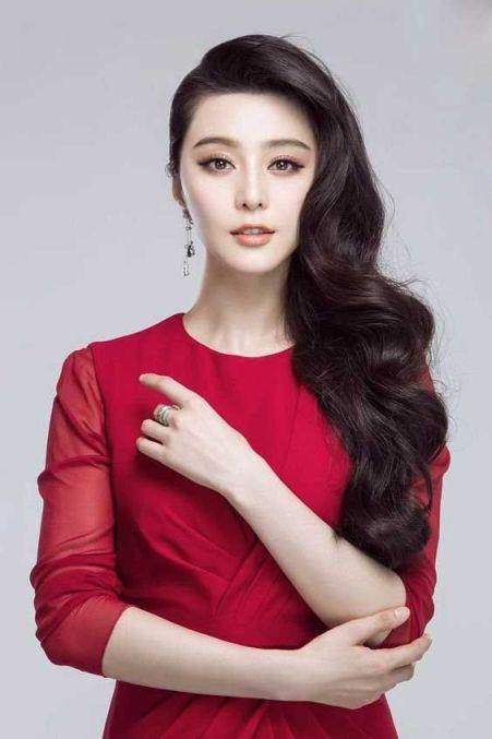 چهره فن بینگ بینگ بازیگر 36 ساله چینی