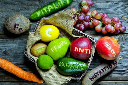 تغذیه سالم,منابع فولات