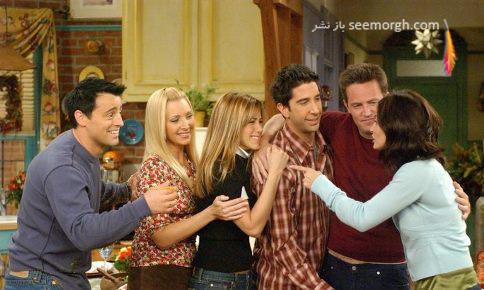 سریال  Friends,فرندز, سریال