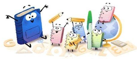 لوگو گوگل برای باز شدن مدارس