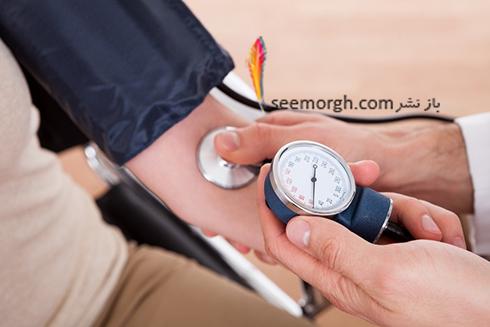 فشار خون,فشار خون گرفتن