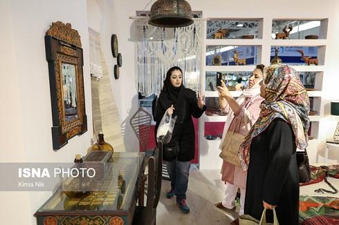دکوراسیون داخلی,خانه ایرانی,نمایشگاه صنایع دستی,طرح خانه ایران