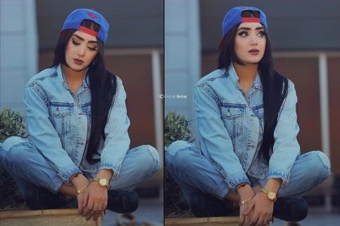 تاره فارس ملکه زیبایی عراق در سال 2015