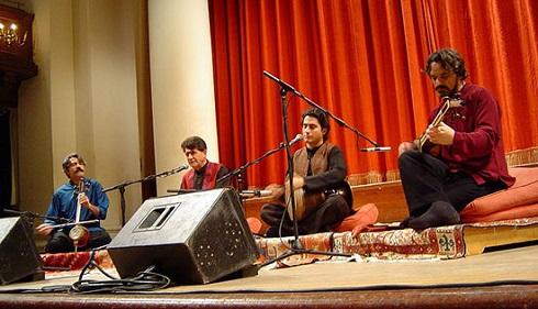 محمدرضا شجريان,حسين عليزاده,کيهان کلهر,همايون شجريان