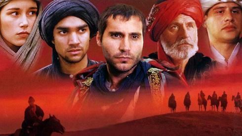 هالیوود,ایران در هالیوود,فیلم های هالیوود درباره ایران,نگهبان: افسانه عمر خیام