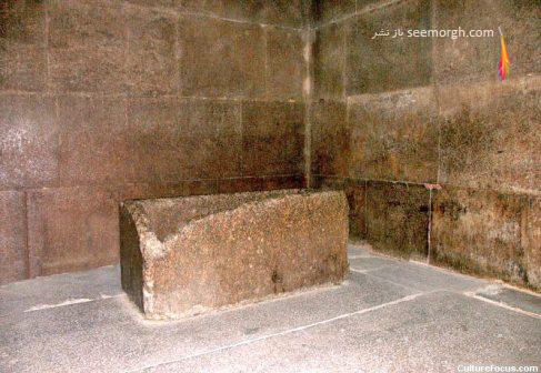 اهرام مصر,هرم جیزه,خوفو,مصر باستان,تابوت خوفو