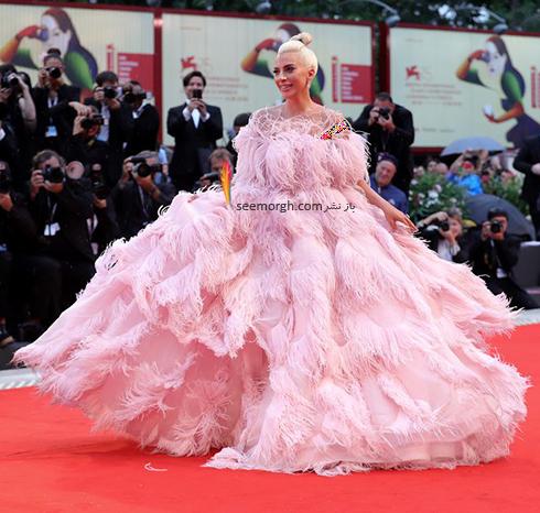لیدی گاگا Lady Gaga در جشنواره فیلم ونیز 2018 Venice Film Festival,جشنواره فیلم وینز,جشنواره ونیز,مدل لباس,مدل لباس در جشنواره ونیز,مدل لباس در جشنواره فیلم ونیز