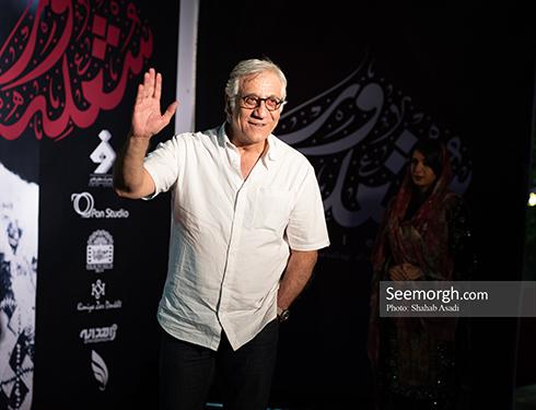 مسعود رایگان,شعله ور