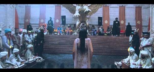 هالیوود,ایران در هالیوود,فیلم های هالیوود درباره ایران,یک شب با پادشاه