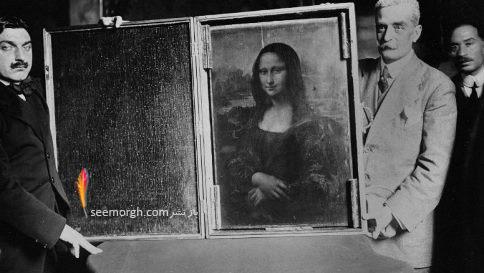 نقاشی مونا لیزا,داوینچی,دزدی,دزدی از موزه