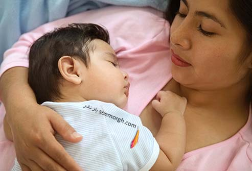 مادر و نوزاد