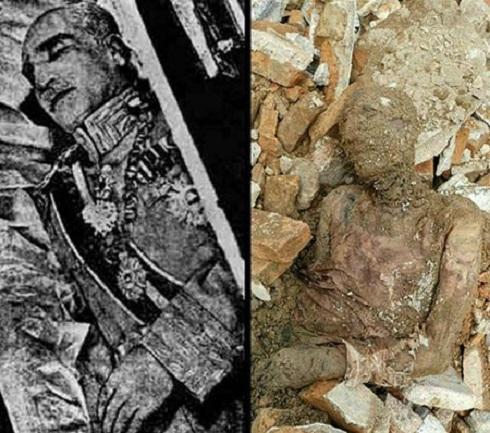 مومیایی,اجساد مومیایی,مومیایی کردن اجساد,روش مومیایی کردن