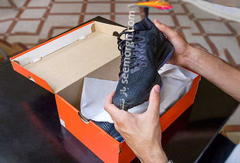 کفش,کفش ورزشی