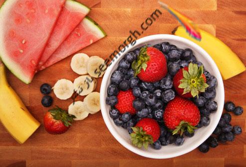 ظرف میوه,توت فرنگی