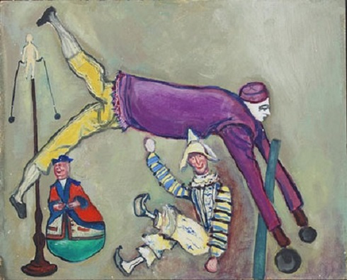 نقاشی های اورسن ولز