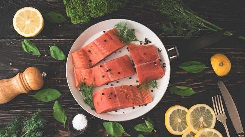 ماهی,تغذیه سالم