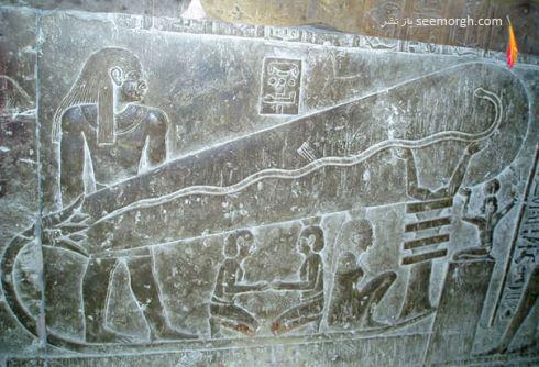 اهرام مصر,هرم جیزه,خوفو,مصر باستان