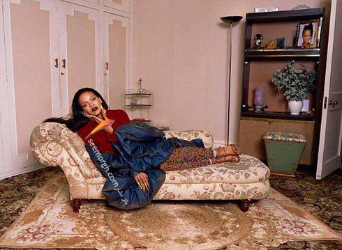 ریحانا,مجله مد گاراژ,عکس های جدید ریحانا,عکس های ریحانا برای مجله مد گاراژ,جدیدترین عکس های ریحانا Rihanna برای مجله مد گاراژ Garage