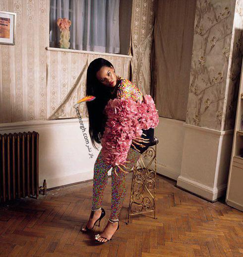 ریحانا,مجله مد گاراژ,عکس های جدید ریحانا,عکس های ریحانا برای مجله مد گاراژ,جذاب ترین عکس های ریحانا Rihanna برای مجله مد گاراژ Garage