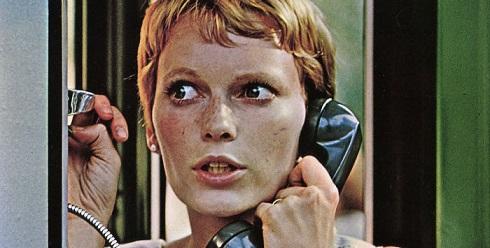 میا فارو در فیلم بچه رزماری (۱۹۶۸)