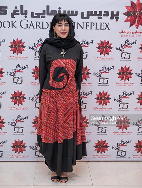 آخرین بار کی سحر را دیدی,اکران خصوصی,عکس,سحر عبداللهی