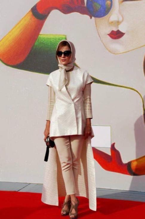 سارا بهرامی در جشنواره ونیز