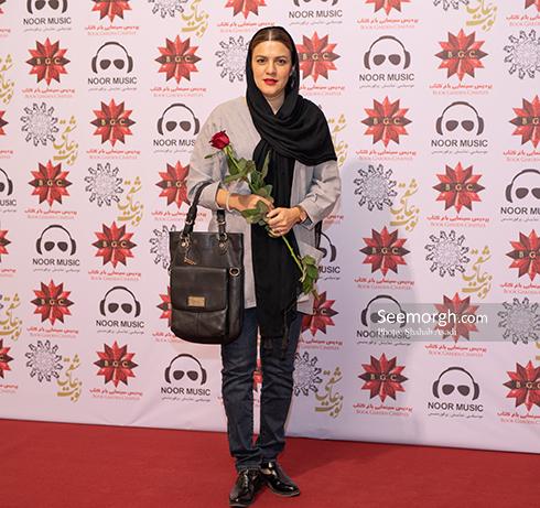 کنسرت نوبت عاشقی,بازیگران,ستایش ایرانی