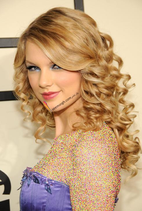 مدل مو,مدل مو فر,مو فر,تیلور سویفت,مدل مو تیلور سویفت,مدل مو فر تیلور سویفت,مدل مو فر به سبک تیلور سویفت Taylor Swift - مدل مو شماره 1