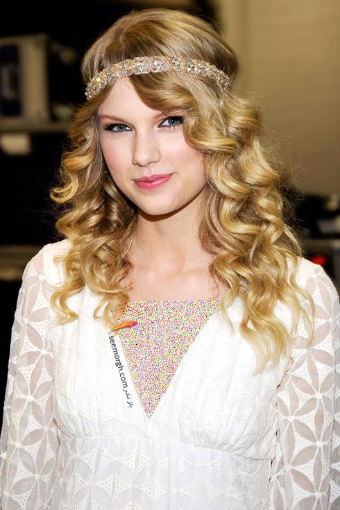 مدل مو,مدل مو فر,مو فر,تیلور سویفت,مدل مو تیلور سویفت,مدل مو فر تیلور سویفت,مدل مو فر به سبک تیلور سویفت Taylor Swift - مدل مو شماره 4