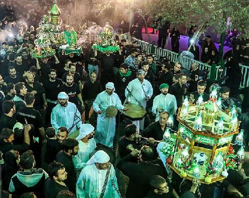 بازار تهران,عزاداری بازار تهران,تاسوعا,عاشورا