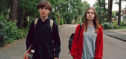 مینی‌سریال The End of the F***ing World
