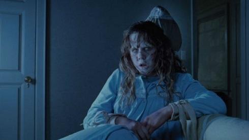 لیندا بلر در فیلم جن گیر (۱۹۷۳)