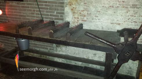 شکنجه,موزه شکنجه,موزه شکنجه آمستردام,قرون وسطی,