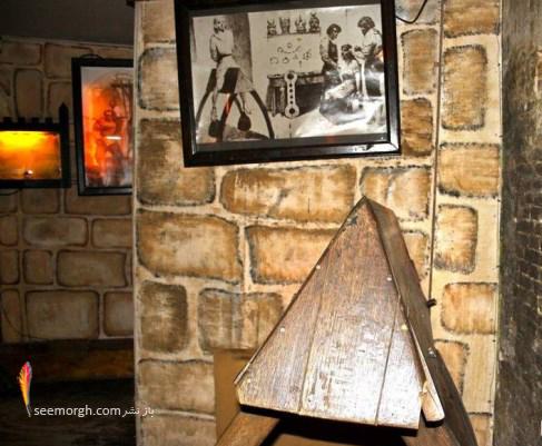 شکنجه,موزه شکنجه,موزه شکنجه آمستردام,قرون وسطی,صندلی یهودا