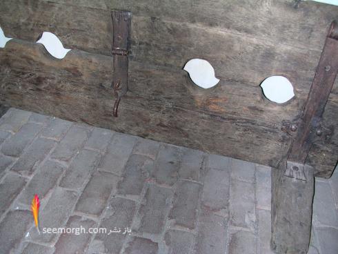 شکنجه,موزه شکنجه,موزه شکنجه آمستردام,قرون وسطی,گیوتین