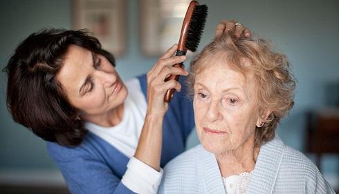 مراقبت از بیمار آلزایمری