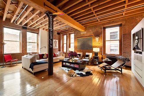 تیلور سویفت,خانه تیلوری سویفت,خانه های تیلور سویفت,دکوراسیون خانه تیلور سویفت,پنت هاوس Tribeca