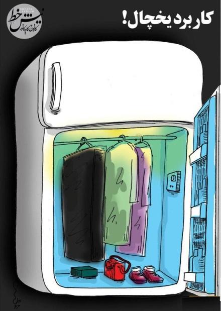 کاربرد یخچال پس از گرانی های اخیر
