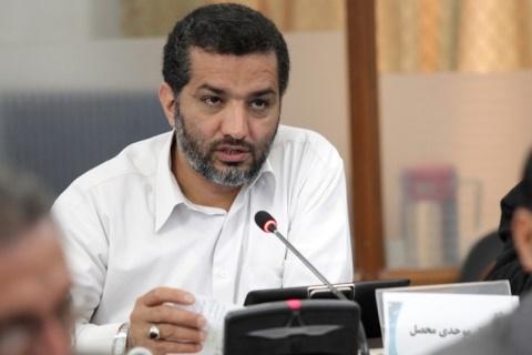 خلیل موحد(عضو سابق شورای شهر مشهد)