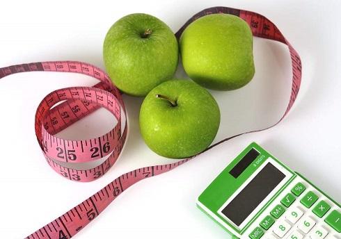سیب,کاهش وزن