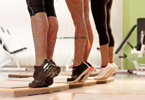 ورزش ساق پا