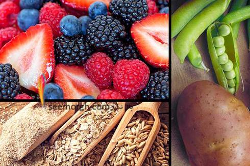 کربوهیدرات,میوه