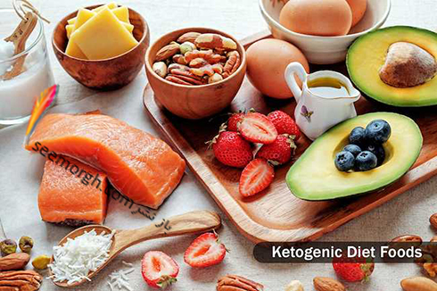 رژیم پروتئین,رژیم کم کربوهیدرات