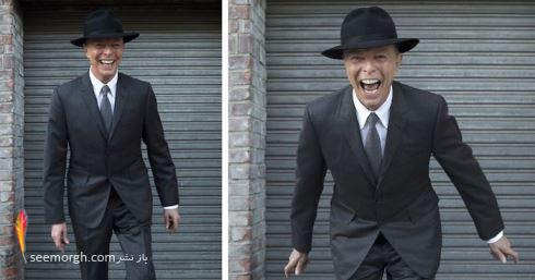 عکس قبل از مرگ,ستاره ها قبل از مرگ,مرگ بازیگر,مرگ,دیوید بویی